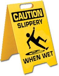 Kenneth Foote Slip and fall Accidents